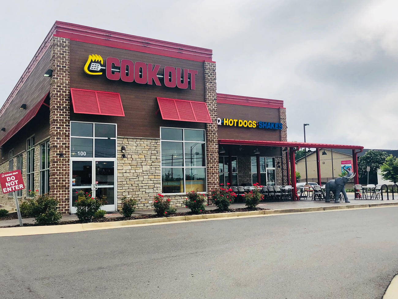 Tuscaloosa – COOK OUT